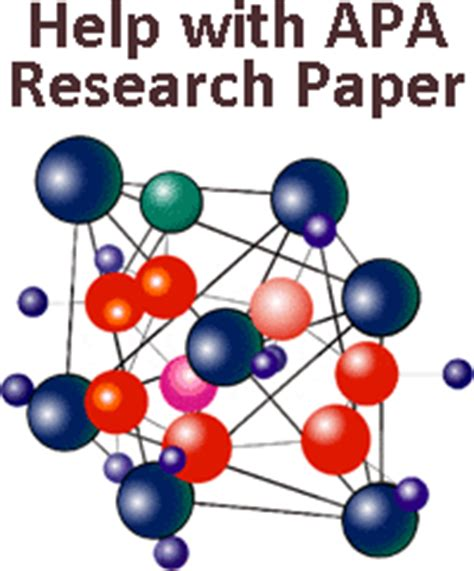 Apa format references for research paper